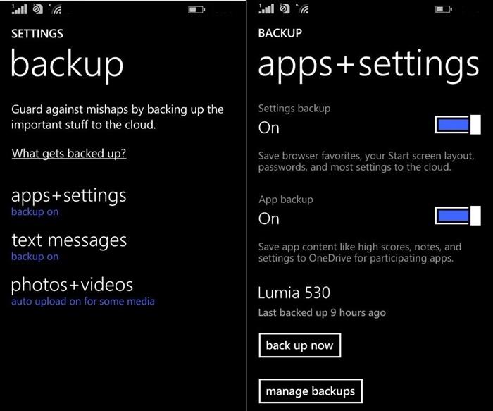 How to reset Nokia Lumia