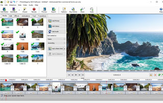 PhotoStage Slideshow Software