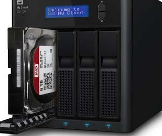 LAN disk