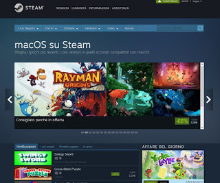 Games compatible with Mac