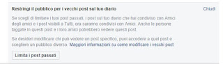 Limit Facebook