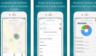 Avira Mobile Security app