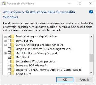 SMB Windows