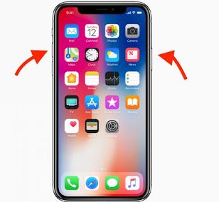 Keys Screenshot iphone X