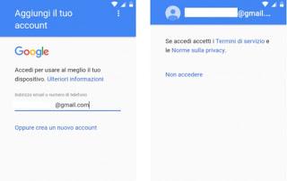Access google