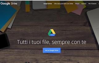 Google Drive service