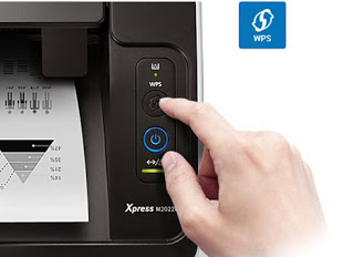 WPS printer