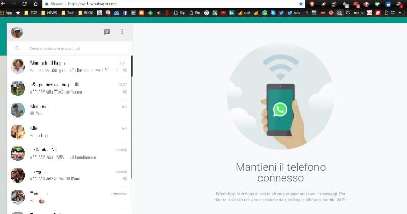 Extensions for Whatsapp Web on Chrome
