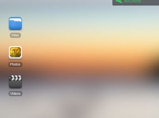 Image Icons AirDroid folders