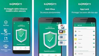 Kaspersky Mobile Antivirus app