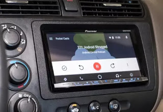 app with android car