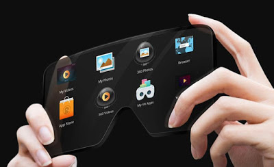 virtual reality android iphone