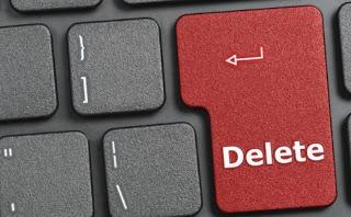 Delete profile