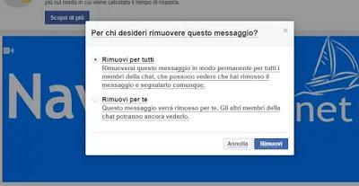 cancel sending message