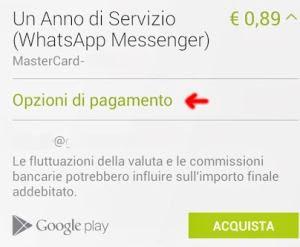 pay whatsapp
