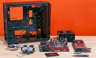 PC assembled
