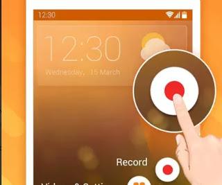 smartphone video screen