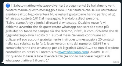 whatsapp hoaxes scams