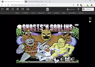 Commodore64 games