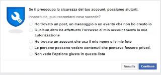 stolen facebook