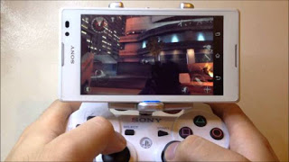 Games console redone for Android and iPhone