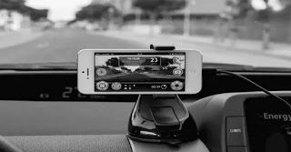 use your smartphone as a dashcam
