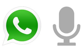 whatsapp audio messages