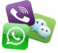 Mobile phone application comparison