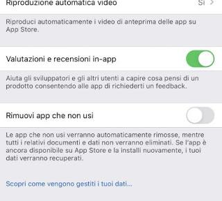 Delete app automatically
