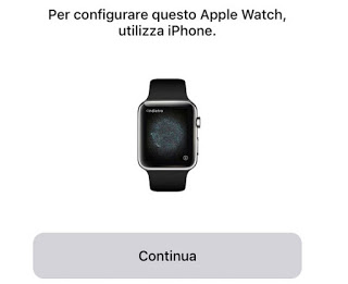 Pair Watch iPhone