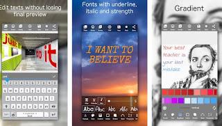 Text app