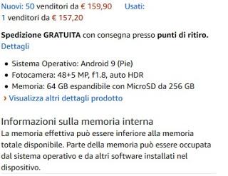 MicroSD capacity