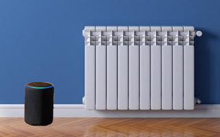 Alexa heating