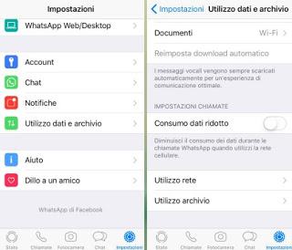 Whatsapp space