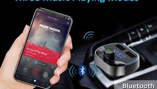 Bluetooth FM