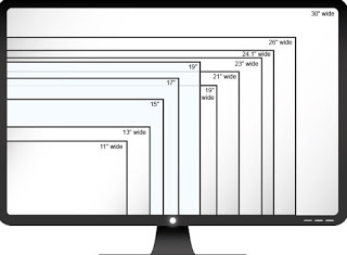 Inch monitor