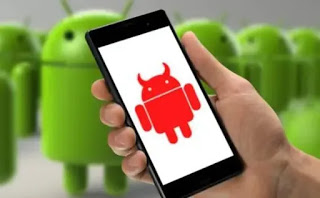 detect Android spyware malware