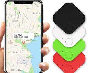 Bluetooth trackers