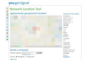 IP localization