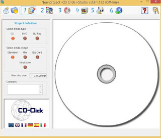 CD Click I-Studio