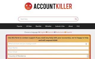 Killer account