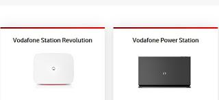 Vodafone models