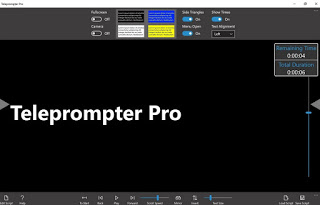 Teleprompter Pro
