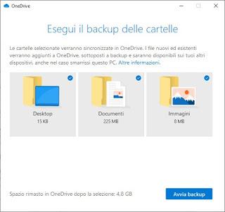 OneDrive synchronization