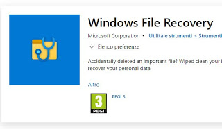 windows file recovery app