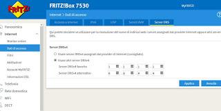 DNS Fritzbox