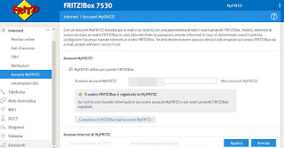 MyFRITZ! Account