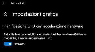 GPU planning option