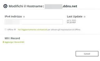 DDNS IP