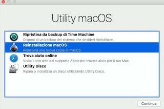 Mac recovery